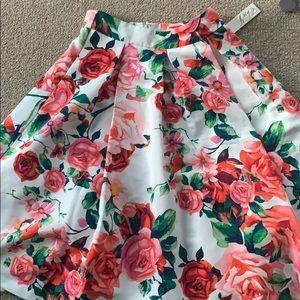 Brand New Eliza J dressy skirt